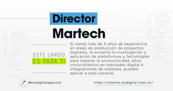 Director martech