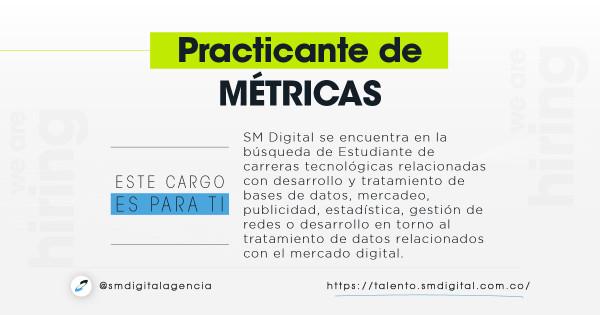 Practicante de metricas